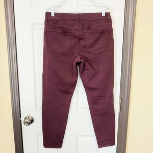 Maurice's colored jeggings